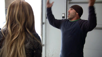Teresa Giudice and Her Brother Joe Can't Resolve Their Issues