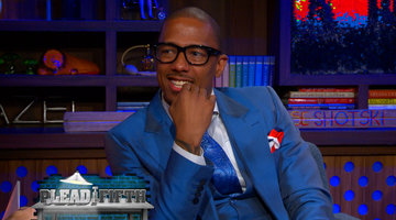 Nick Cannon Plays Plead the Fifth!
