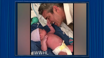 Andy Cohen Shares Adorable Footage of His Baby!