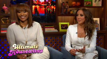 Cynthia & Melissa Play 'Ultimate Housewives'