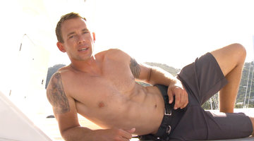 Shirtless Chores with Kelley Johnson, Part 3