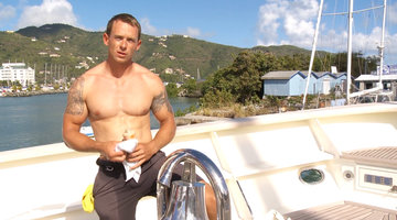 Shirtless Chores with Kelley Johnson, Part 2