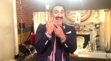Reza Farahan Dishes on GG's Marital Status