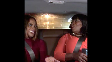 Watch What Happens Drive: Kandi Burruss