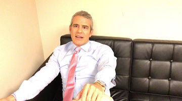Andy Cohen on Why He Loves the Potomac Ladies