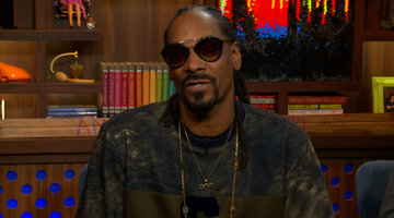 Snoop Dogg: I'm Voting for Hillary