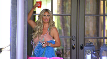 Kim and Kroy Clash Over Brielle