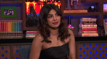 Priyanka Chopra Thinks The Rock Would be a Good President