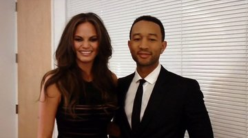 Six Questions with John Legend and Chrissy Teigen