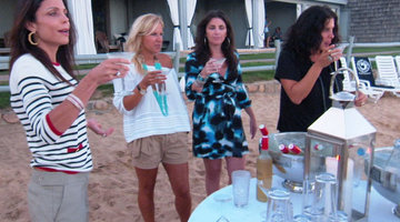 Producer's Commentary: Bethenny's in Montauk