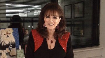 Five Questions with Jackie Collins