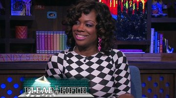 Kandi on a Tour Bus
