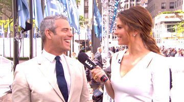 Andy Cohen Finally Pleads the Fifth