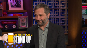 Judd Apatow Has Gotten Into It with a Heckler