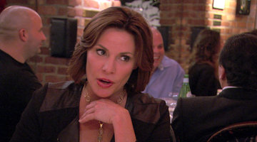 Unseen Footage: Ramona Wants Luann to Be Sympathetic