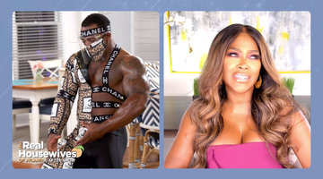 "Kenya Moore Was Not Feelin' Bolo's ""Community Dick"""