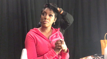 Why Did Porsha Williams Bring a Crystal to the Reunion?