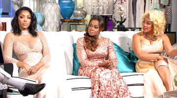 Did Kim Fields Threaten Kenya Moore?