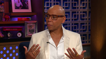 Does RuPaul Have a Favorite Drag Queen?