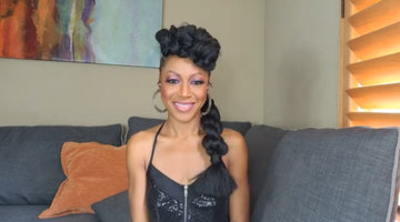 What Gabrielle Dennis Learned from Portraying Whitney Houston