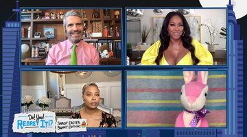 The Shady Easter Bunny Comes for Kenya Moore
