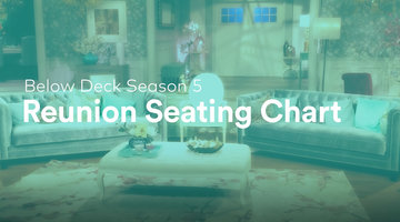 Check Out the Below Deck Season 5 Reunion Seating Chart
