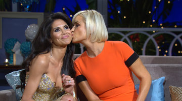 Which Wife Would the Bev Hills Ladies Kiss?