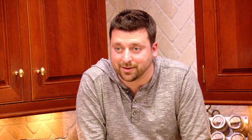Chris Manzo Wants His Parents' Support