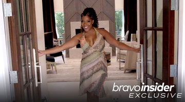 See Inside Toya Bush-Harris's Luxurious Home Filled With Custom Designs