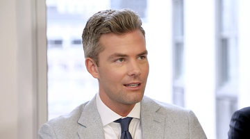Ryan Serhant Dishes on His First Year of Marriage
