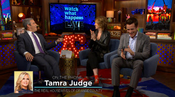Tamra Judge Calls in LIVE!