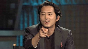 Steven Yeun on Building Glenn and Maggie's Relationship