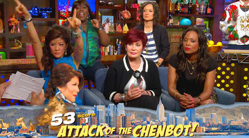 Attack of the Chenbot!