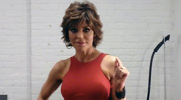 Five Questions with Lisa Rinna