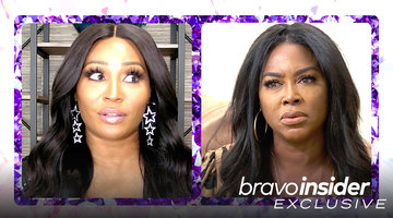 Cynthia Bailey Says Marc Daly Brags About Kenya Moore to Her, But Shows a Different Side of Himself on Camera