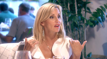 Camille Thinks Dorit Is Desperate for Attention