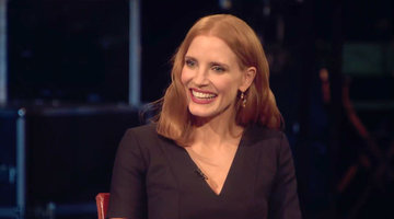 Jessica Chastain on Giving her Mom a Food Truck