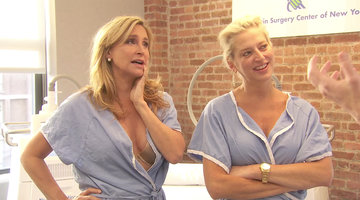 Dorinda Medley and Sonja Morgan Want the Truth From Tinsley Mortimer