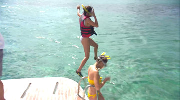 This Snorkeling Adventure Is Not What the 'Wives Were Expecting