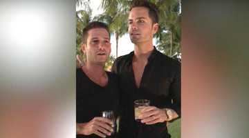 Josh Flagg and Bobby Boyd Dish on the Most Romantic Part of their Honeymoon