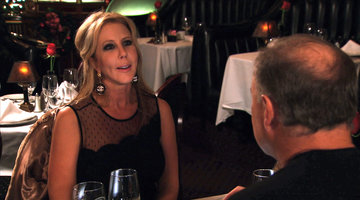 Vicki and Brooks' Dramatic Date Night