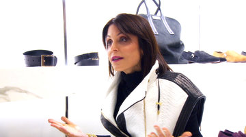 Bethenny Wants to Work With Fredrik!