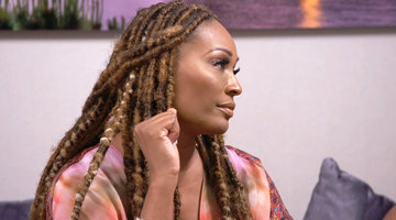 "Cynthia Bailey Goes Off on Marlo Hampton: ""F--- You"""