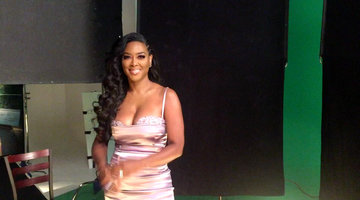 Is There a Little Twirl on the Way for Kenya Moore?