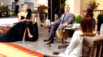 Your First Look at The Real Housewives of Dallas Season 5 Reunion