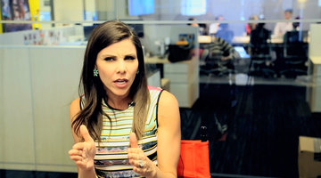 Firsts & Lasts: Heather Dubrow