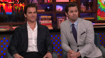 Matt Bomer & Andrew Rannells on Being Gay in Hollywood