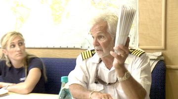 Captain Lee's 'Pretty Woman' Analogy