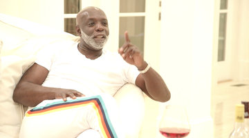 Did Peter Thomas Just Shade Cynthia Bailey's New Man?