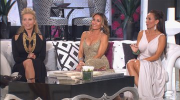 The Weirdest #RHONJ Tweets